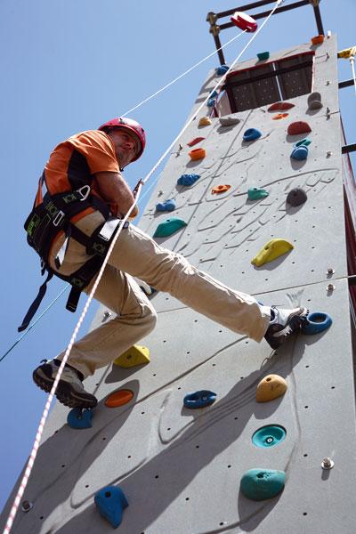 Parete arrampicata - More information