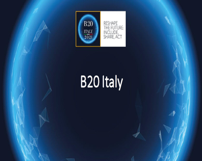 B20 - incontro 21 aprile 2021 ore 13.00 - Navigating the Convergence to improve Healthcare Systems - 16/04/2021