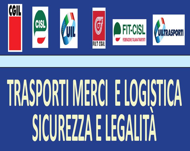 Convegno Sicurezza e Legalità Trasporto Merci e logistica - 13/04/2018 09:00:00 al 13/04/2018 13:00:00